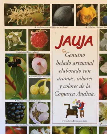 Gelato - Jauja poster cropped