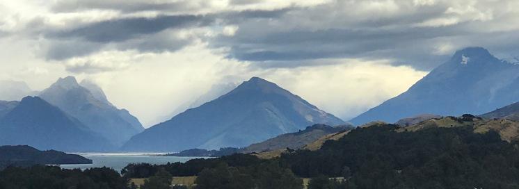 LOTR mountains