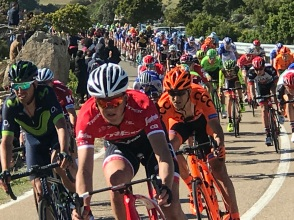 Giro d'Italia racers